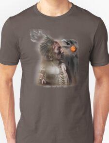 crow medicine man Unisex T-Shirt