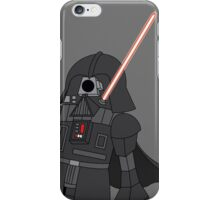 Darth2-D2 iPhone Case/Skin
