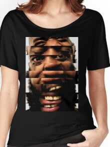 Death Grips - What he really loves you for Women's Relaxed Fit T-Shirt