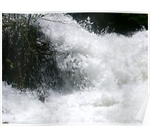 Raging water Poster