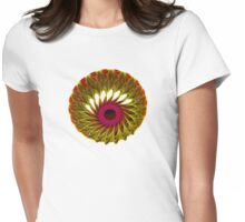 Spinning fun Womens Fitted T-Shirt
