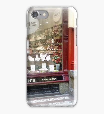 Haighs Chocolates Shop, Melbourne Australia iPhone Case/Skin
