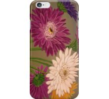 Gerberas iPhone Case/Skin