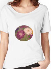 Gerberas Women's Relaxed Fit T-Shirt
