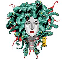 medusa by kikolow