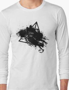 kiss my dementor Long Sleeve T-Shirt