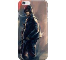 Daryl Dixon iPhone Case/Skin