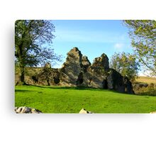 Pendragon Castle #1 Canvas Print