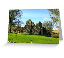 Pendragon Castle #1 Greeting Card