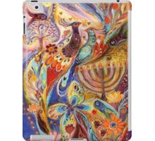 Hanukkah in Magic Garden iPad Case/Skin
