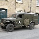Dodge 3/4 Ton 4x4 Van by Edward Denyer