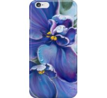 """The Violet"" iPhone Case/Skin"
