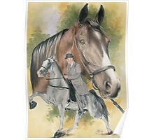Tennessee Walking Horse Poster