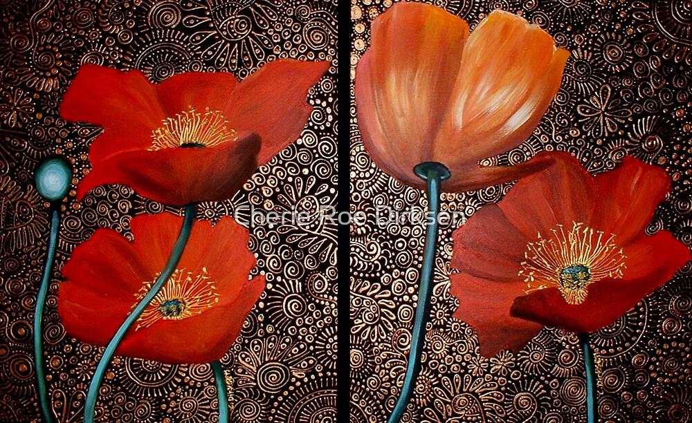 Poppy Delight by Cherie Roe Dirksen