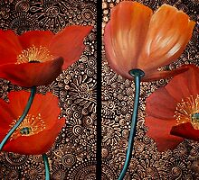 Poppy Delight by Cherie Roe Dirksen