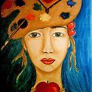 Faces by Lydia Cafarella