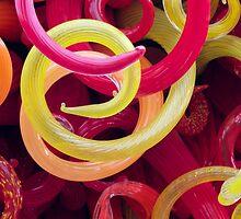 Glass Twists by phil decocco