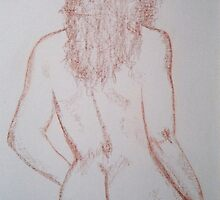 Nude#4 by williampaul
