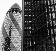 Gherkin Architecture by PatiDesigns