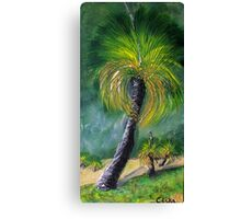 Grass Trees 1 Canvas Print