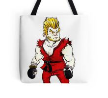 Paul Phoenix Tekken Tote Bag