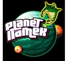 Planet Namek Photographic Print