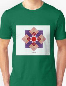 SCRAPBOOK PAPER FIGURE Unisex T-Shirt