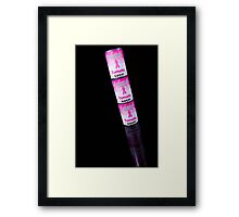 Soup For The Cure Framed Print