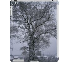 White tree iPad Case/Skin