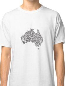 Bike Australia  Classic T-Shirt