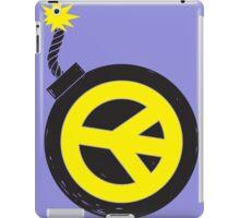 Peace Bomb iPad Case/Skin