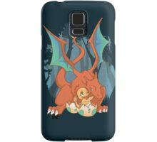 Born of Fire Samsung Galaxy Case/Skin