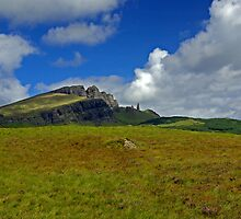 Old Man of Storr, Isle of Skye, Scotland by ludek
