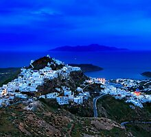 Serifos island - Cyclades, Greece by Hercules Milas