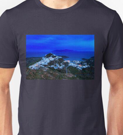 Serifos island - Cyclades, Greece Unisex T-Shirt