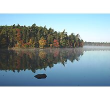 Boarsback Lake - Fall Photographic Print