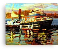 CRUISER Canvas Print