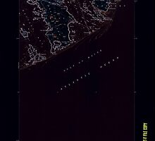 Maine USGS Historical Map Great Wass Island 460459 1950 24000 Inversion by wetdryvac