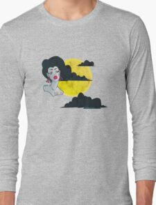 Goddess of the Sky Long Sleeve T-Shirt