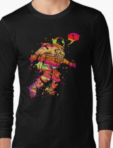 Spaced Out Long Sleeve T-Shirt