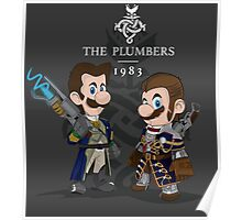 The Plumbers Poster