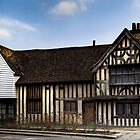 An halftimbered house by jasminewang