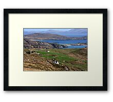 Ring Of Kerry Framed Print