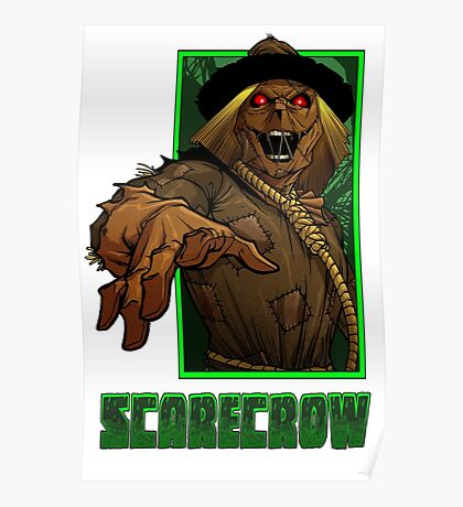 Scarecrow Poster