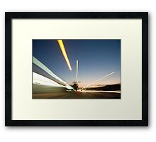 zoom......... Framed Print