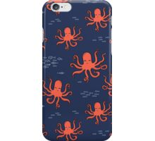 Octopus by Andrea Lauren iPhone Case/Skin