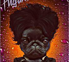 pugrince by darklordpug