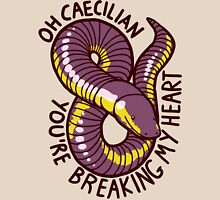 Oh Caecilian Womens Fitted T-Shirt