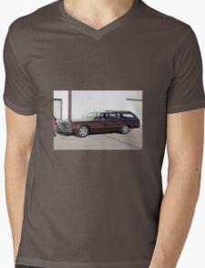 1974 Plymouth Gran Fury Mens V-Neck T-Shirt