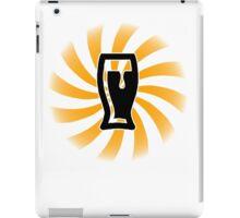 Starburst Pint iPad Case/Skin